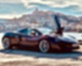 McLaren 570s Ibiza