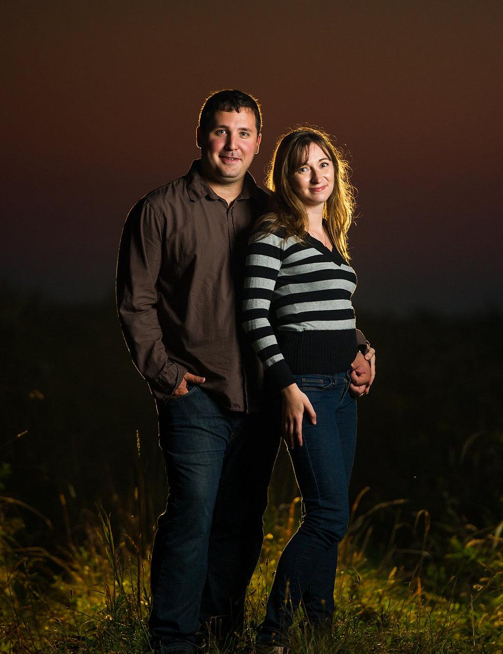 Rick Allwright Candice Phibbs Engagement