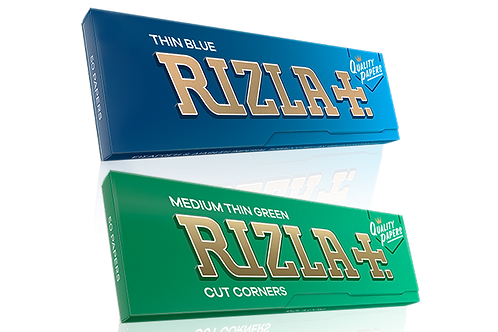 5 Packs of Rizla Rolling Papers