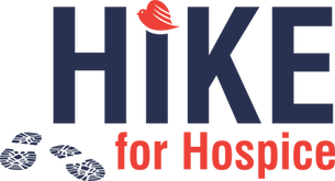 Hike for Hospice Logo