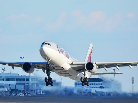 Os rastros dos aviões afetam muito o clima