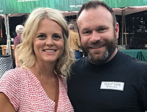 Jim and Gretchen