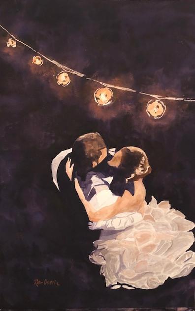 Dancing Light #3
