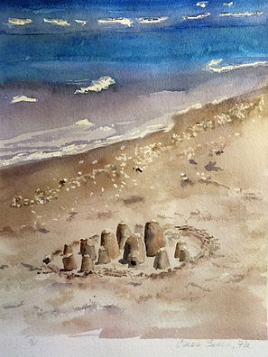 Sandcastle 11x14.JPG