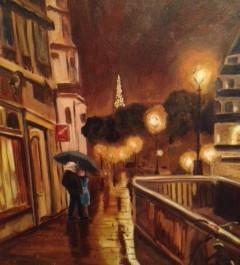 Paris After Dark SOLD