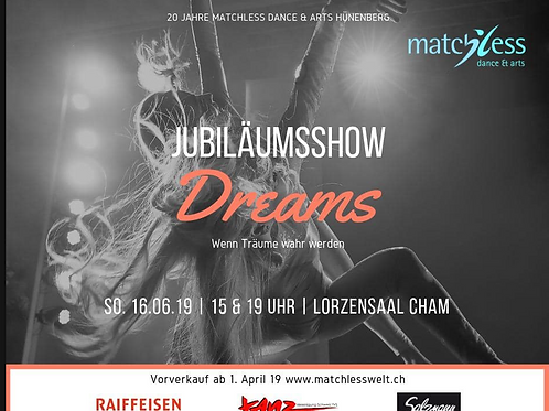 DVD Matchless Jubiläumsshow