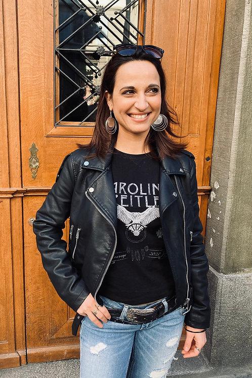 """T-Shirt """"Courage"""" Frauen"""