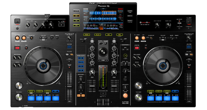 PIONEER STANDALONE ALL-IN-ONE DJ SYSTEM