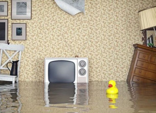 Взыскан ущерб после затопления квартиры!