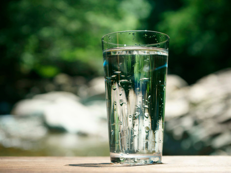 Reines Wasser – die beste Medizin