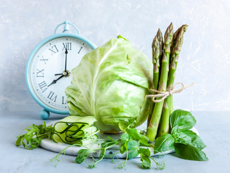 Alternierendes Fasten – Erholung für unseren Körper