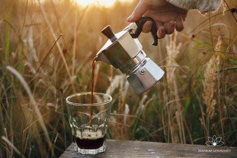 Kaffee – der Muntermacher