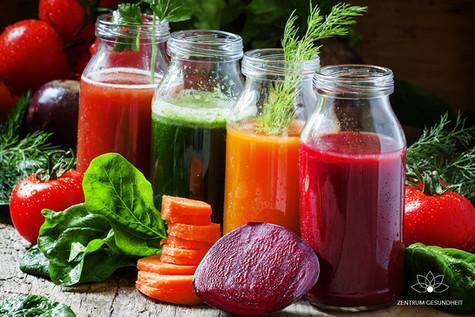 Juice Cleansing – Saftkur als Jungbrunnen
