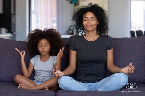 Aktivierung unseres Entspannungsnerv