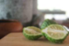 Kaffir Lime
