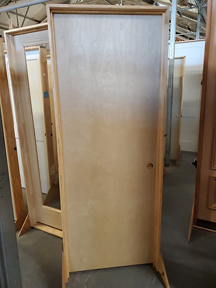 Interior Birch Single Door