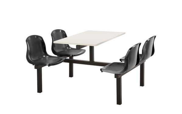 CU90-4S2-BLACK - WHITE
