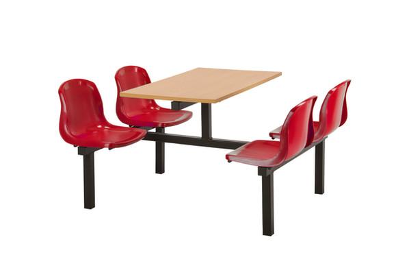 CU90-4S2 RED - BEECH TOP