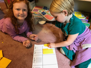 Pumpkins and Chemistry and Play