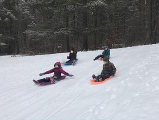 Snow Fun and Revolution