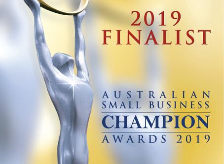 Australian Small Business Champion Finalist