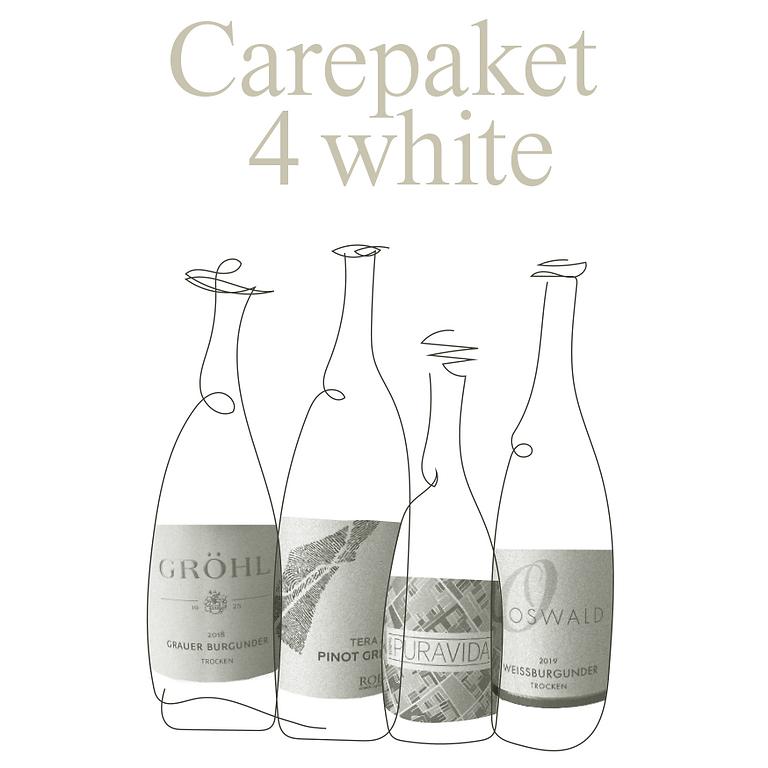 Carepaket 4 White
