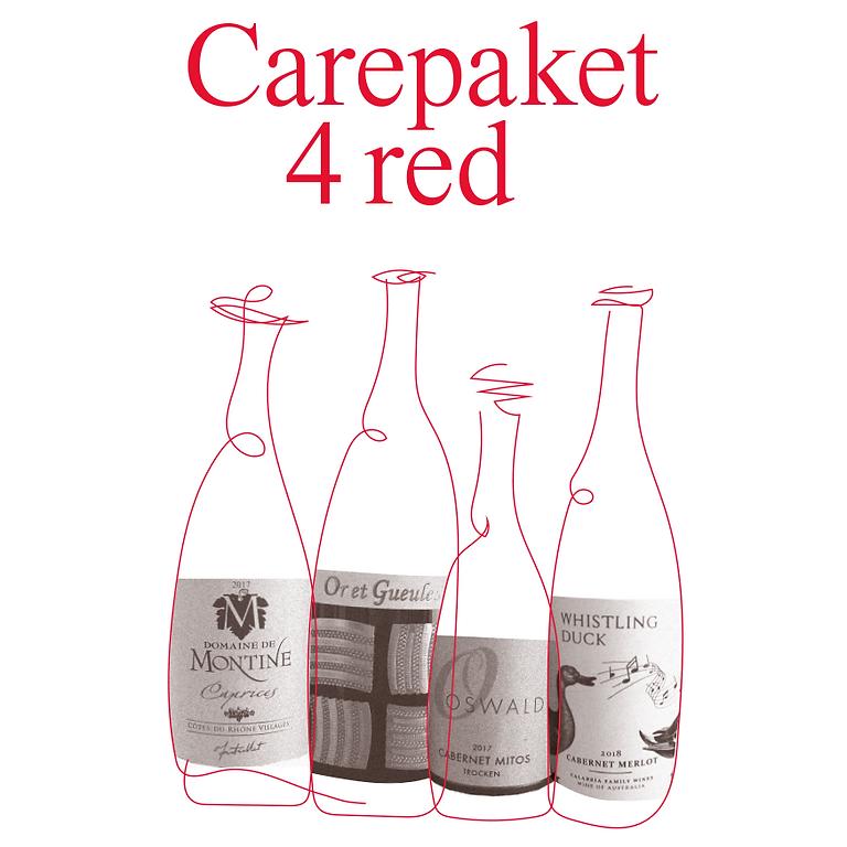 Carepaket 4 Red