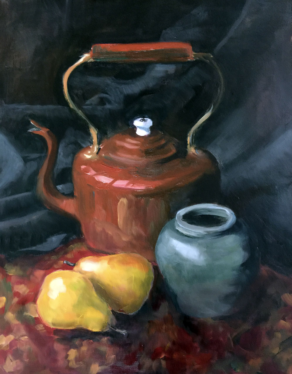 Kettle and Pot