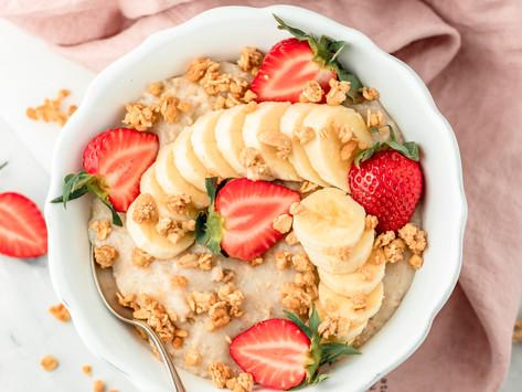 Protein Porridge / protein oatmeal