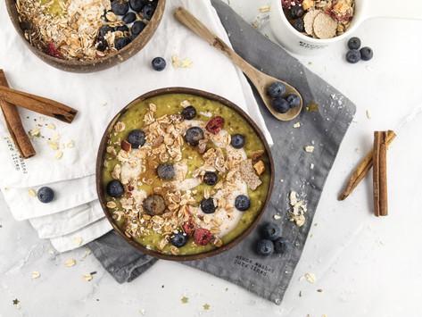 turmeric oats