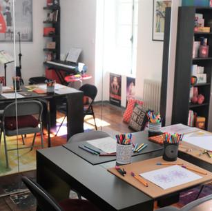 Ateliers bien-être et créativité
