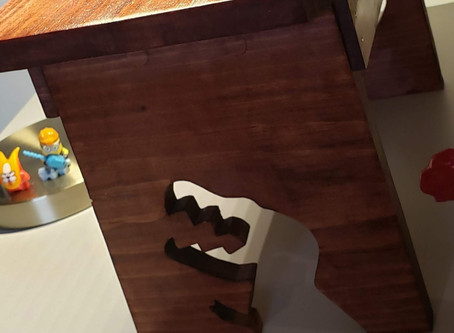 5. Jurassic Step Stool