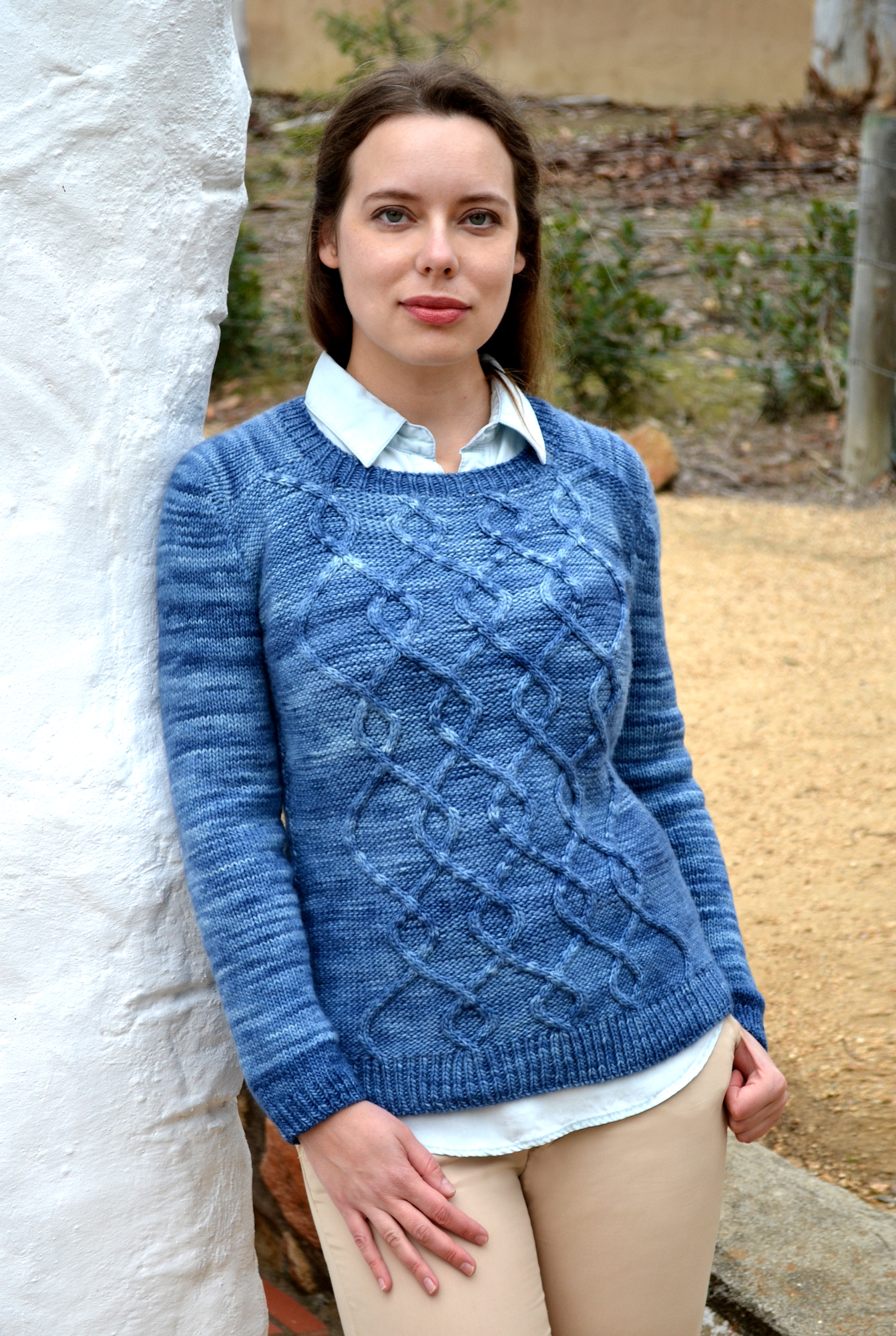 Glenelly Pullover