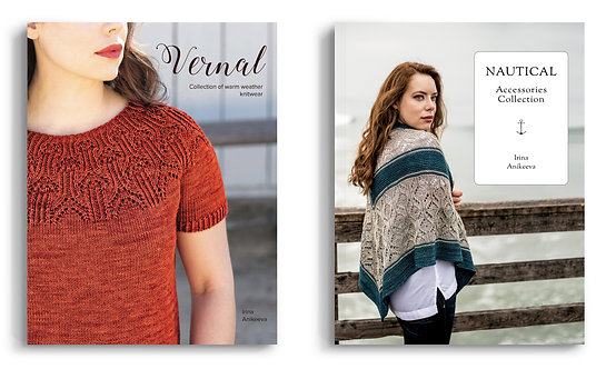 VERNAL+ NAUTICAL (2-book bundle)