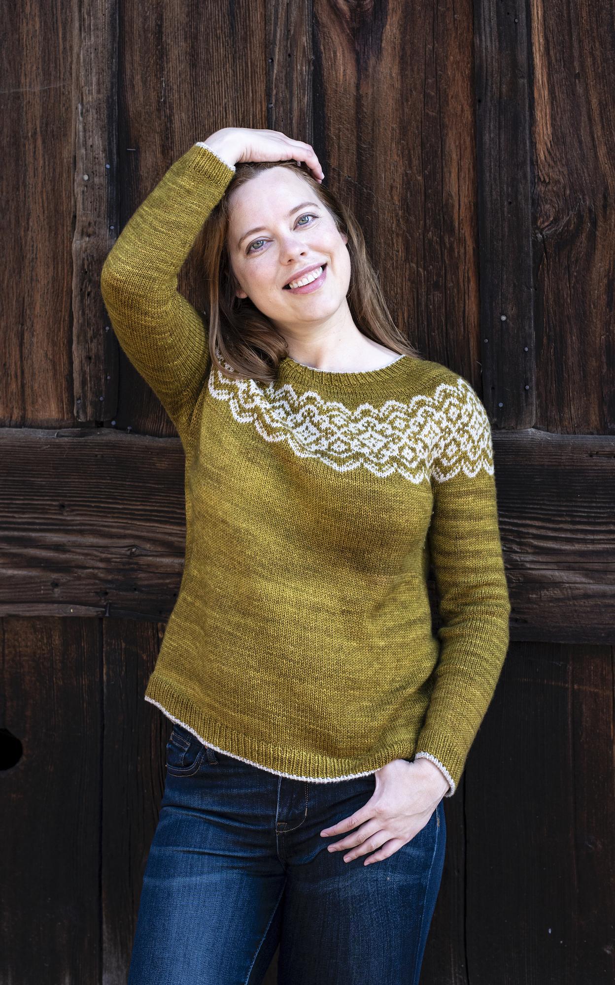 Flanders pullover