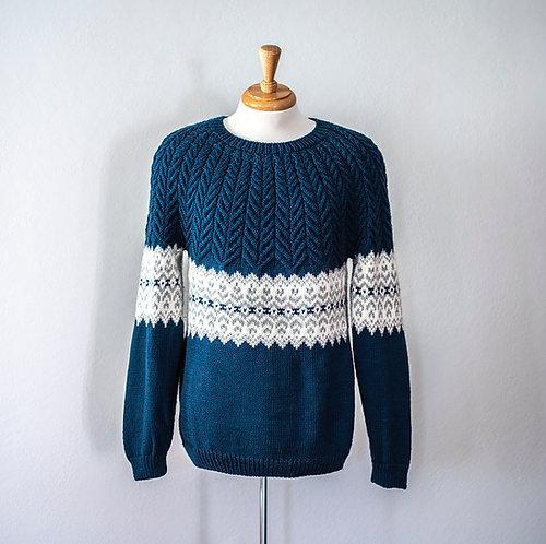 Bergen Peak Men's Pullover