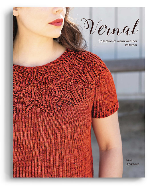 VERNAL BOOK Collection of warm weather knitwear