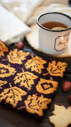 Autumn Delights Cowl