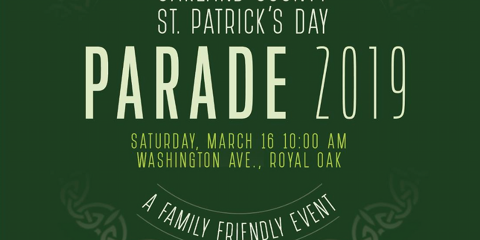 Oakland County St. Patrick's Day Parade