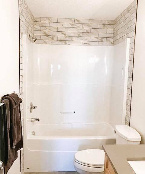 Shower Tile Surround