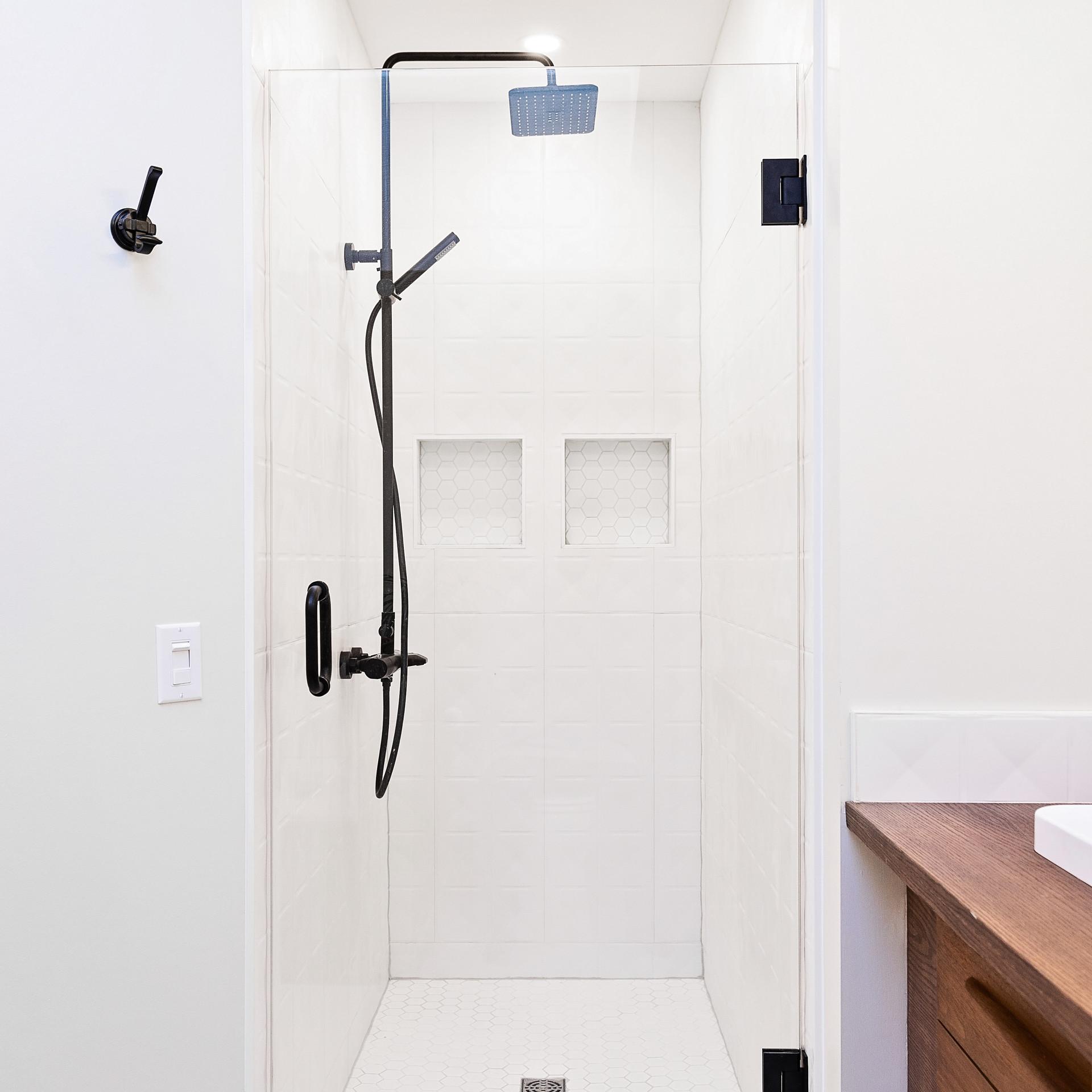 Sleek Shower