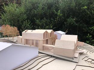SI Pavilion_model south