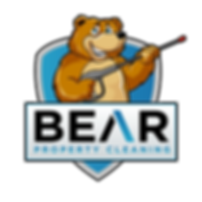 Bear Property Clening Logo