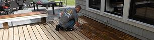 Deck Restoration Bear Property Cleaning