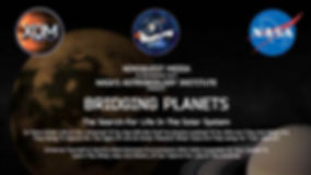 NASA Wild Indie Bridging Planets