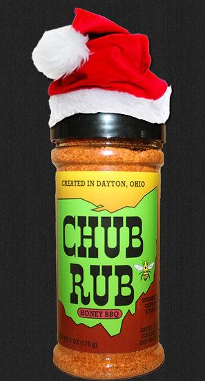Chub Rub Honey BBQ Bottle