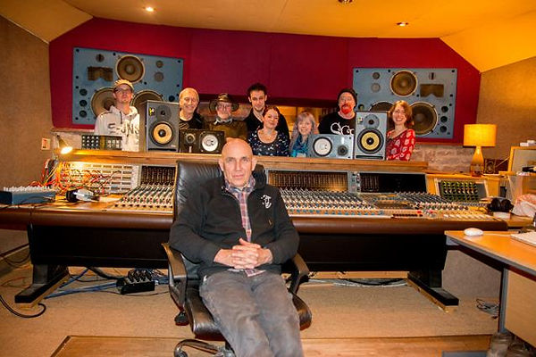 Whitehall Parade Tim Lewis Rockfield Studios Black Stone