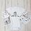 Thumbnail: Small baby gift, Baby hedgehog hamper