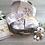 Thumbnail: Baby gift set with teddy, Baby hamper, Sheep set
