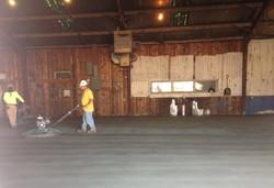 A whole new floor!